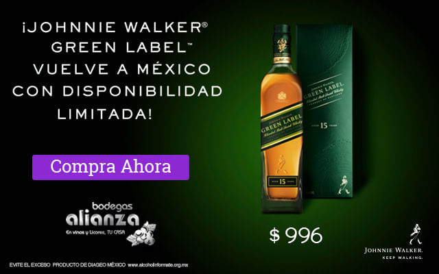 Johnnie Walker Green Label Mobile
