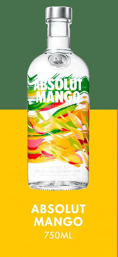 Absolut Mango 750ML