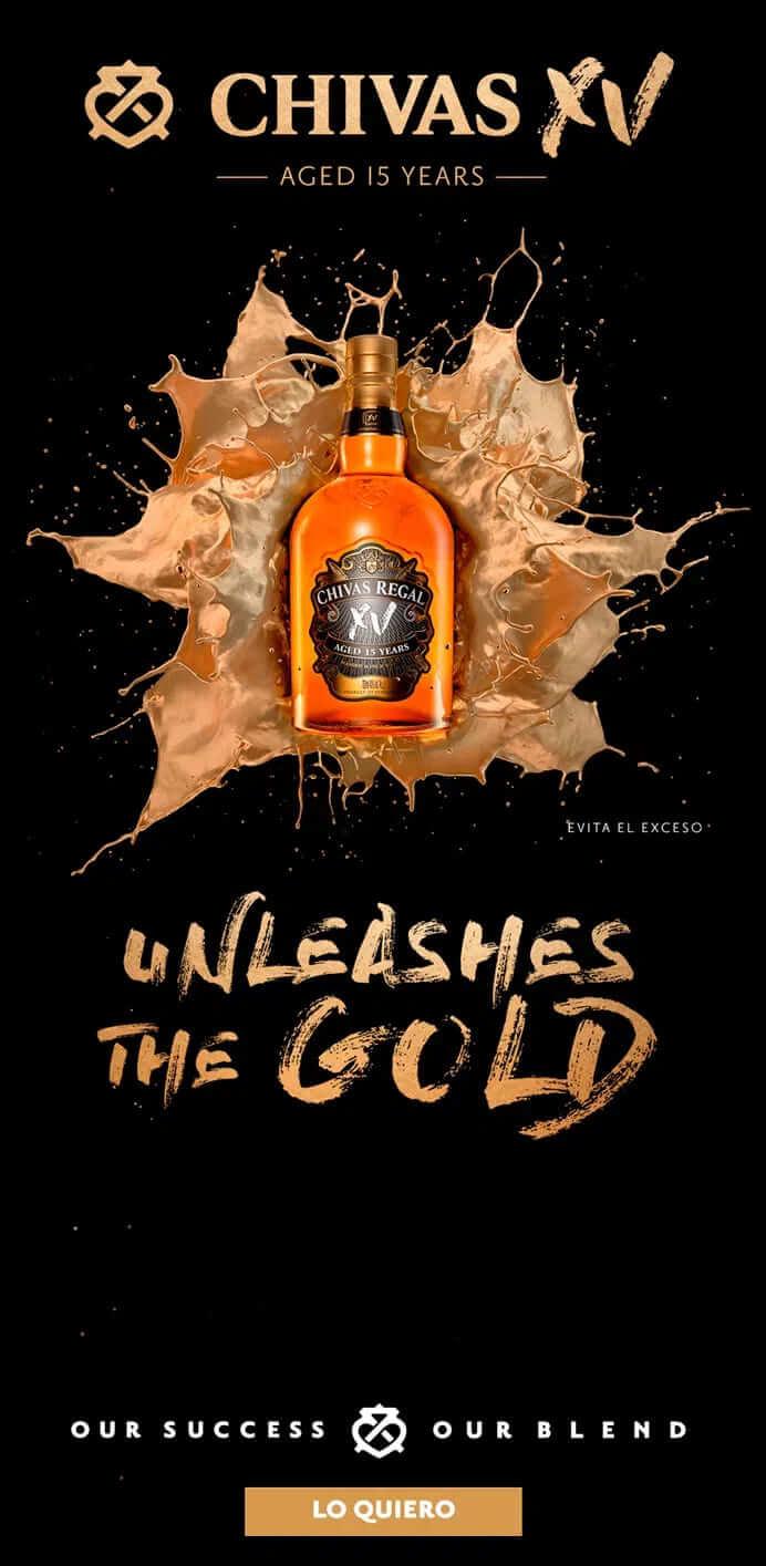 Un Whisky escocés añejado por 15 años