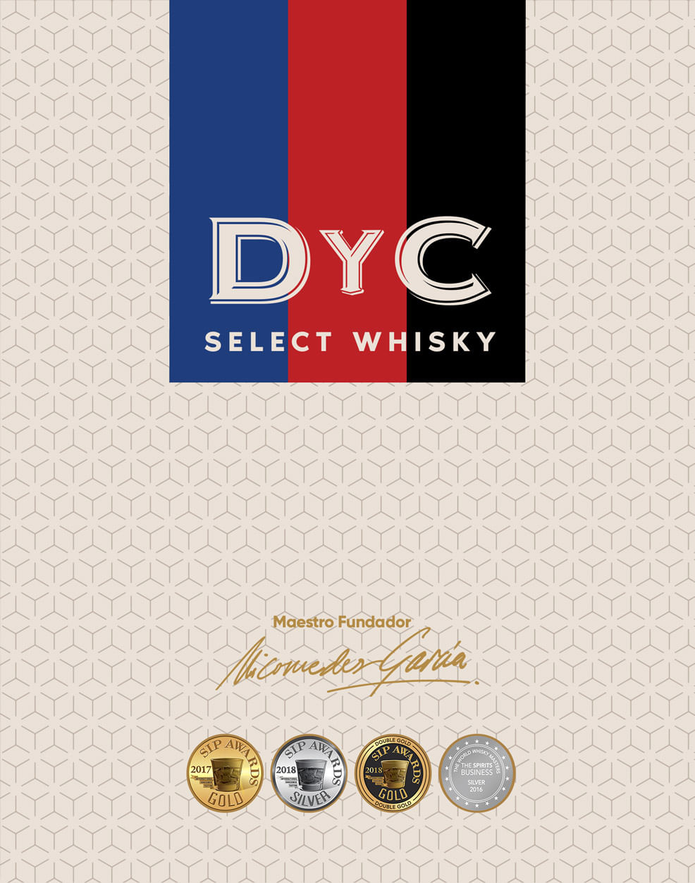 DYC whisky select