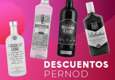 Ofertas Buen Fin Pernod