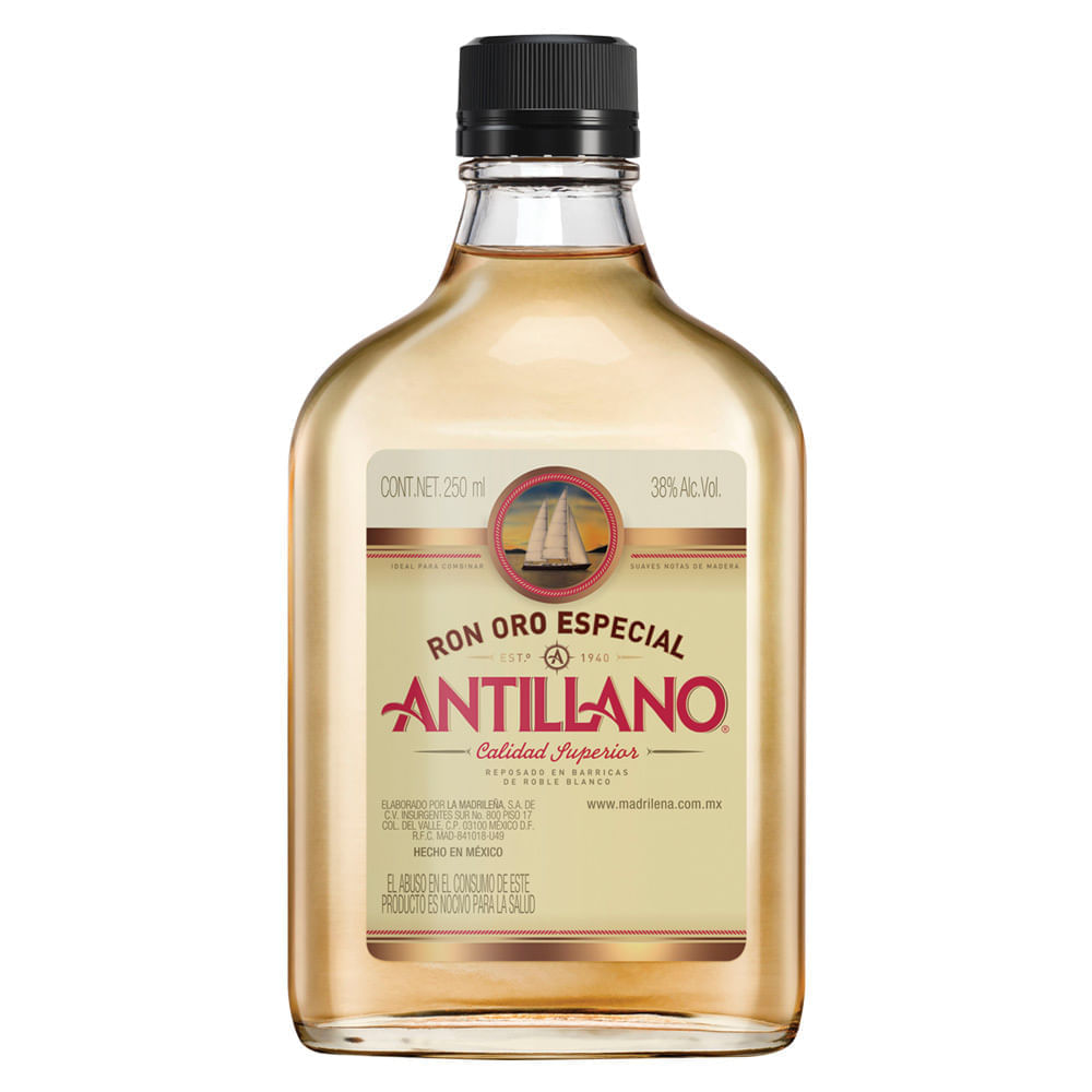 Ron-Antillano-Oro-250ml-Bodegas-Alianza