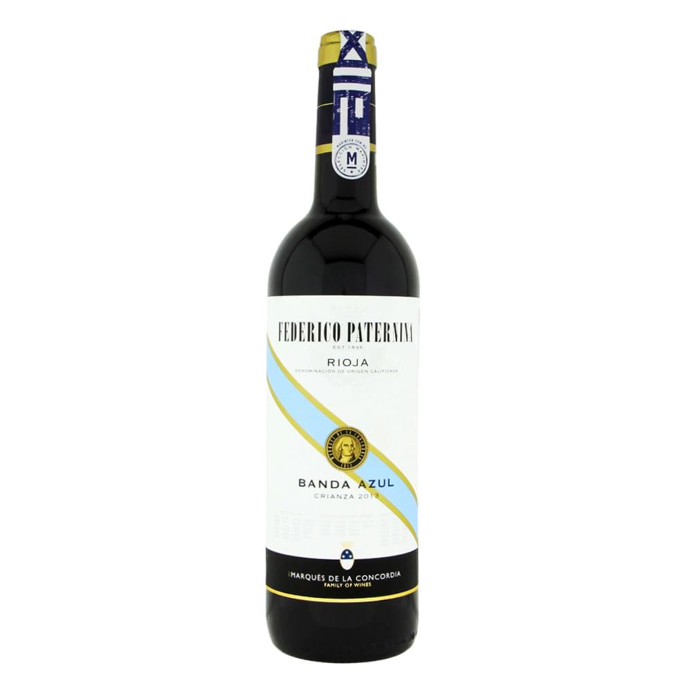 Vino-Tinto-Federico-Paternina-Banda-Azul-Crianza-750-ml-Bodegas-Alianza