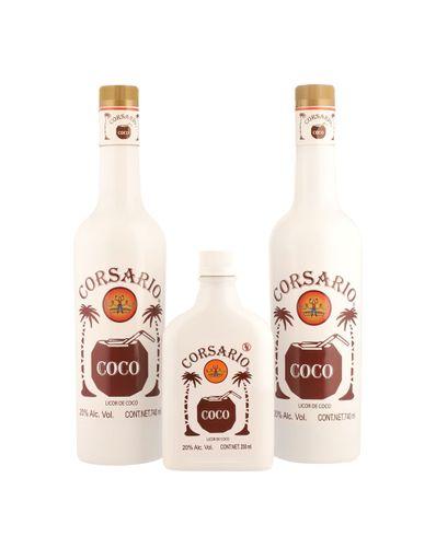 Paquete-de-2-botellas-de-Licor-Corsario-De-Coco-740-ml-con-Anforita-de-Coco-Bodegas-Alianza