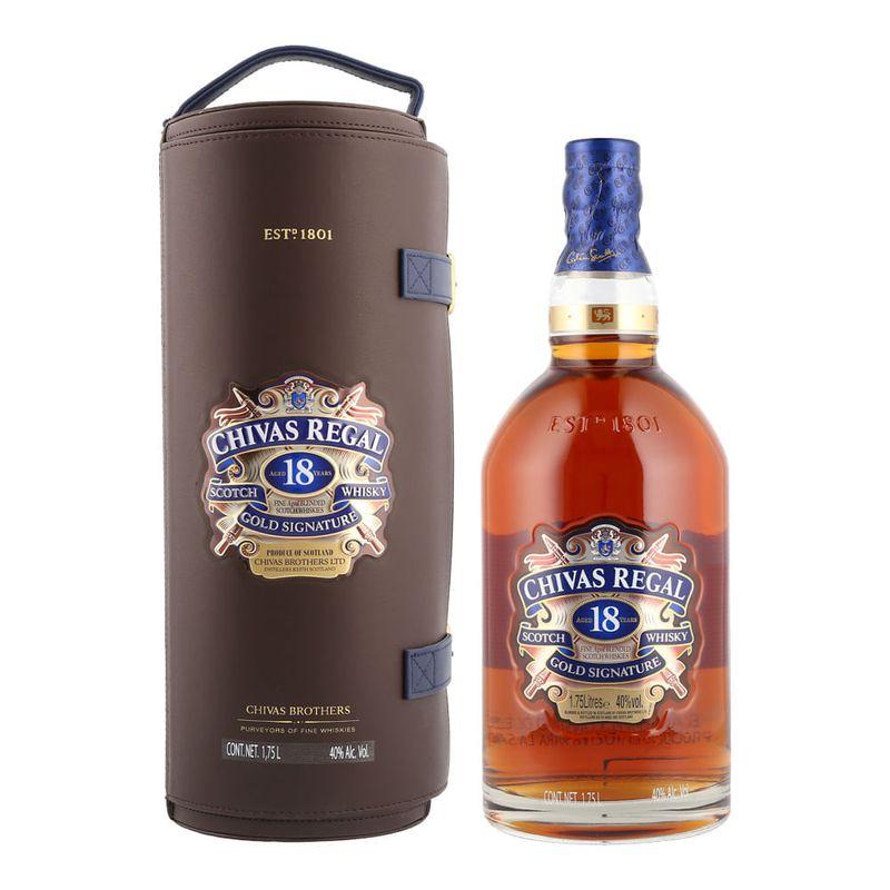 Whisky-Chivas-Regal-18-Años-con-Estuche-de-Piel-1.75-L-Bodegas-Alianza