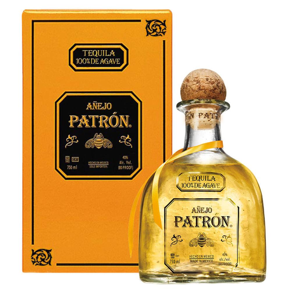Tequila-Patron-Añejo-750-ml-Bodegas-Alianza