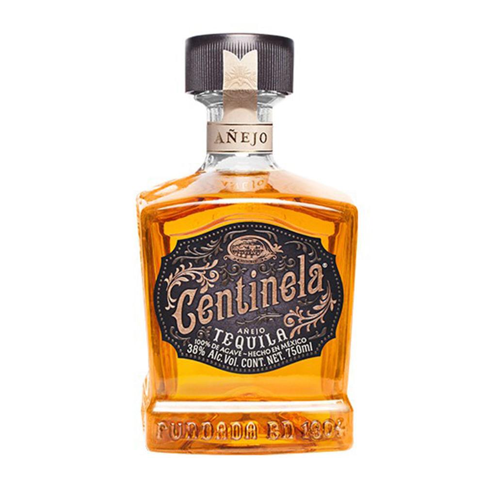 Tequila-Centinela-Añejo-750-ml-Bodegas-Alianza