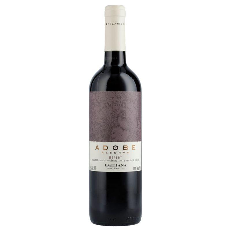 Vino-Tinto-Adobe-Merlot-Reserva-13.5º-750-ml-Bodegas-Alianza