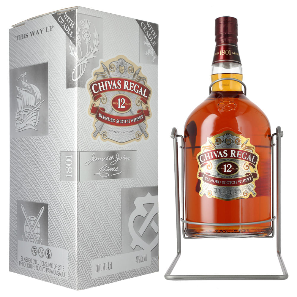 Whisky-Chivas-Regal-12-Años-4.5-L-con-columpio-Bodegas-Alianza