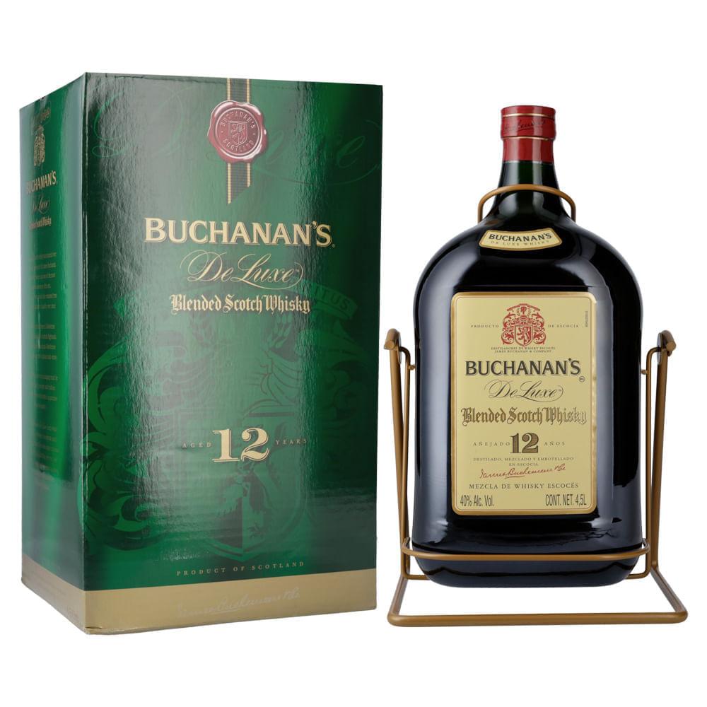 Edicion-especial--Whisky-Buchanans-12-Años-4.5-L-con-Columpio-Bodegas-Alianza
