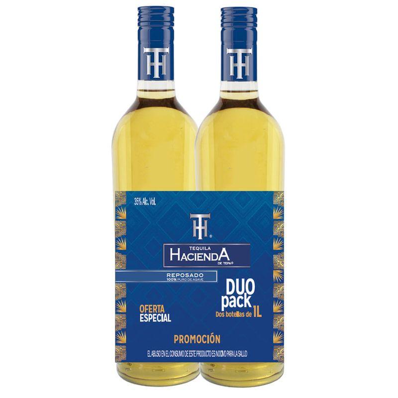 Tequila-Hacienda-de-Tepa-Reposado-1-L-Duo-Pack-Bodegas-Alianza
