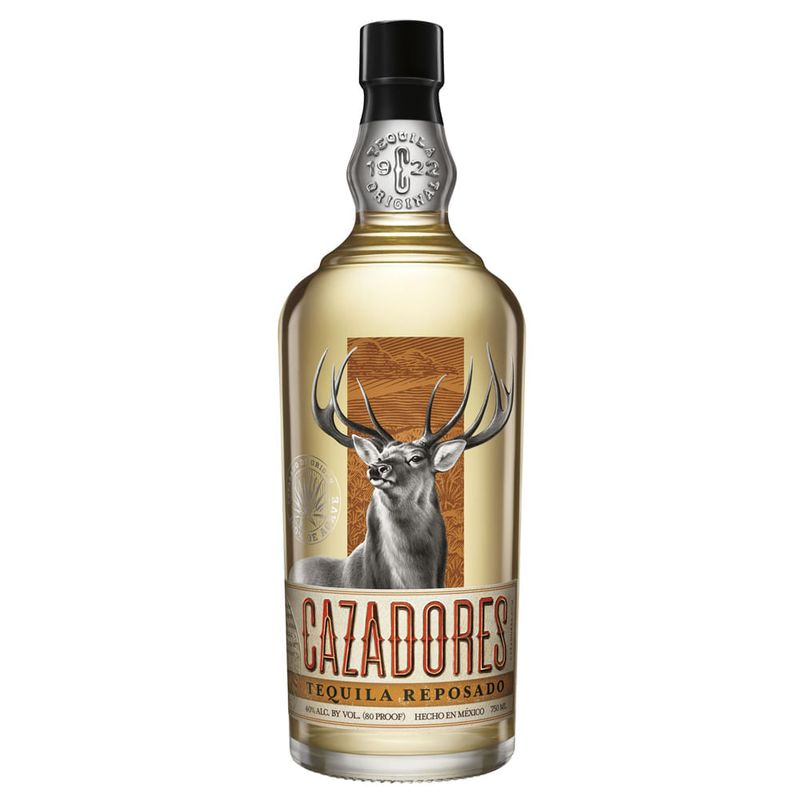 Tequila-Cazadores-Reposado-750-ml-Bodegas-Alianza