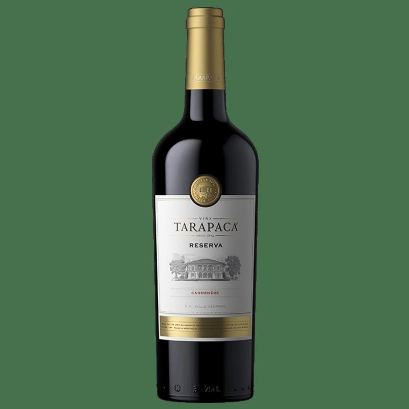 Vino-Tinto-Viña-Tarapaca-Carmenere-Reserva-750-ml-Bodegas-Alianza