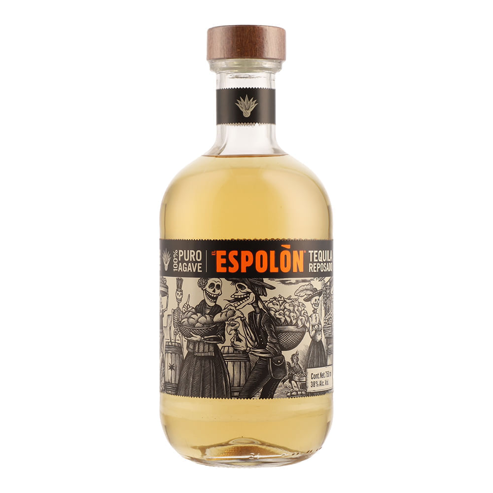 Tequila-El-Espolon-Reposado-Chardonay-750-ml-Bodegas-Alianza