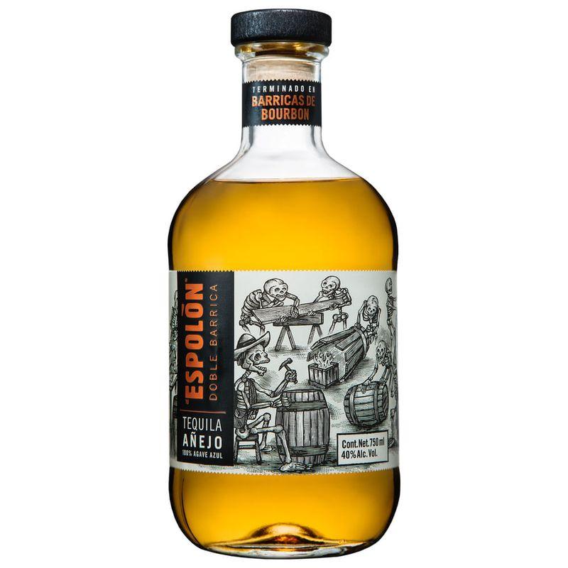 Tequila-El-Espolon-Añejo-750-ml-Bodegas-Alianza