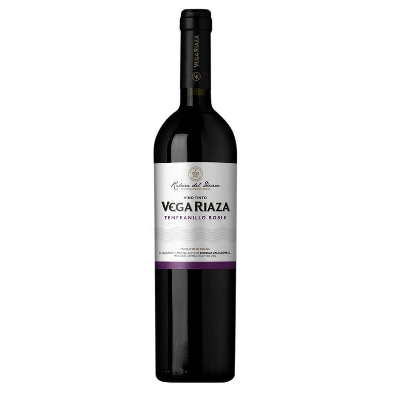 Vino-Tinto-Vega-Riaza-Tempranillo-Roble-750ml-Bodegas-Alianza
