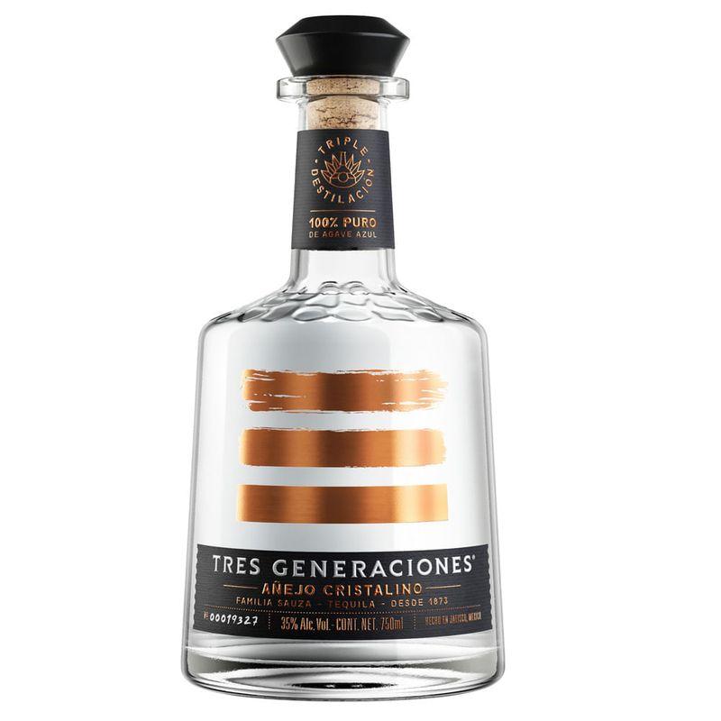 Tequila-Tres-Generaciones-Añejo-Cristalino-750-ml-Bodegas-Alianza