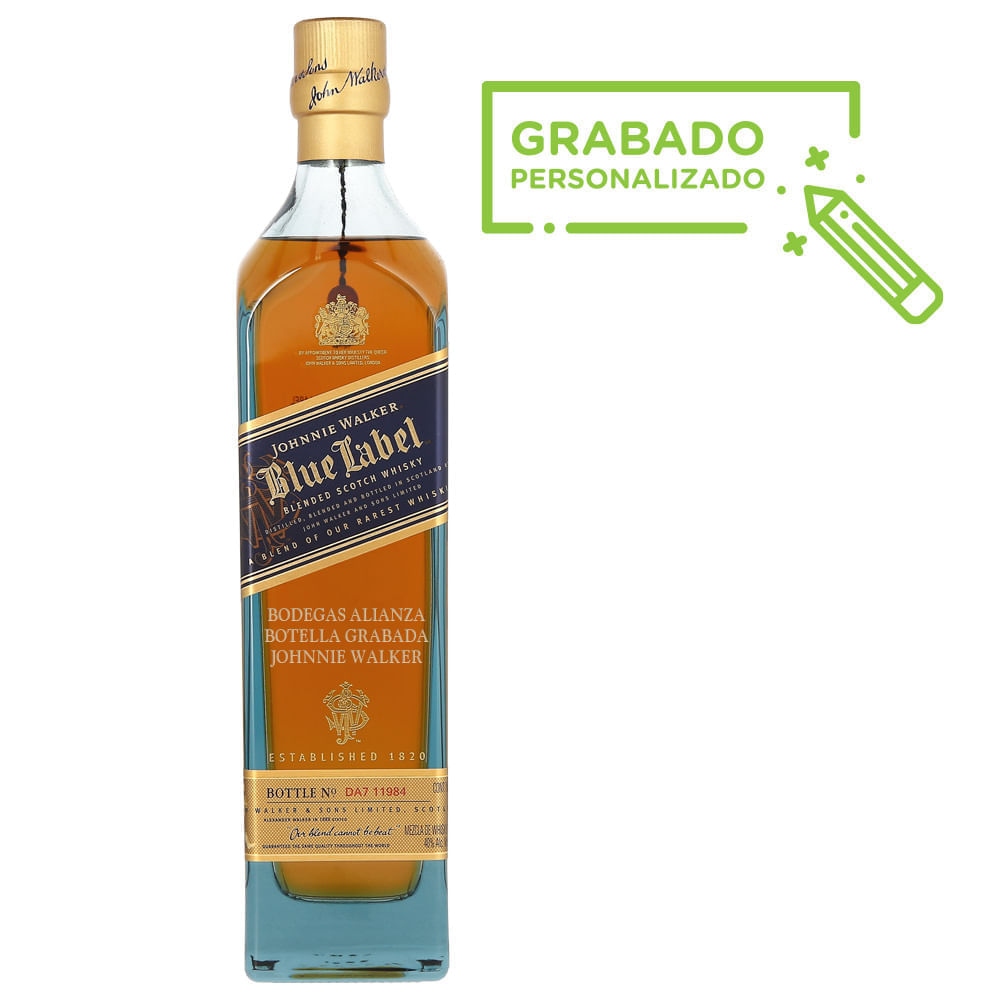Whisky-Johnnie-Walker-Blue-750-ml-en-botella-grabada-Bodegas-Alianza