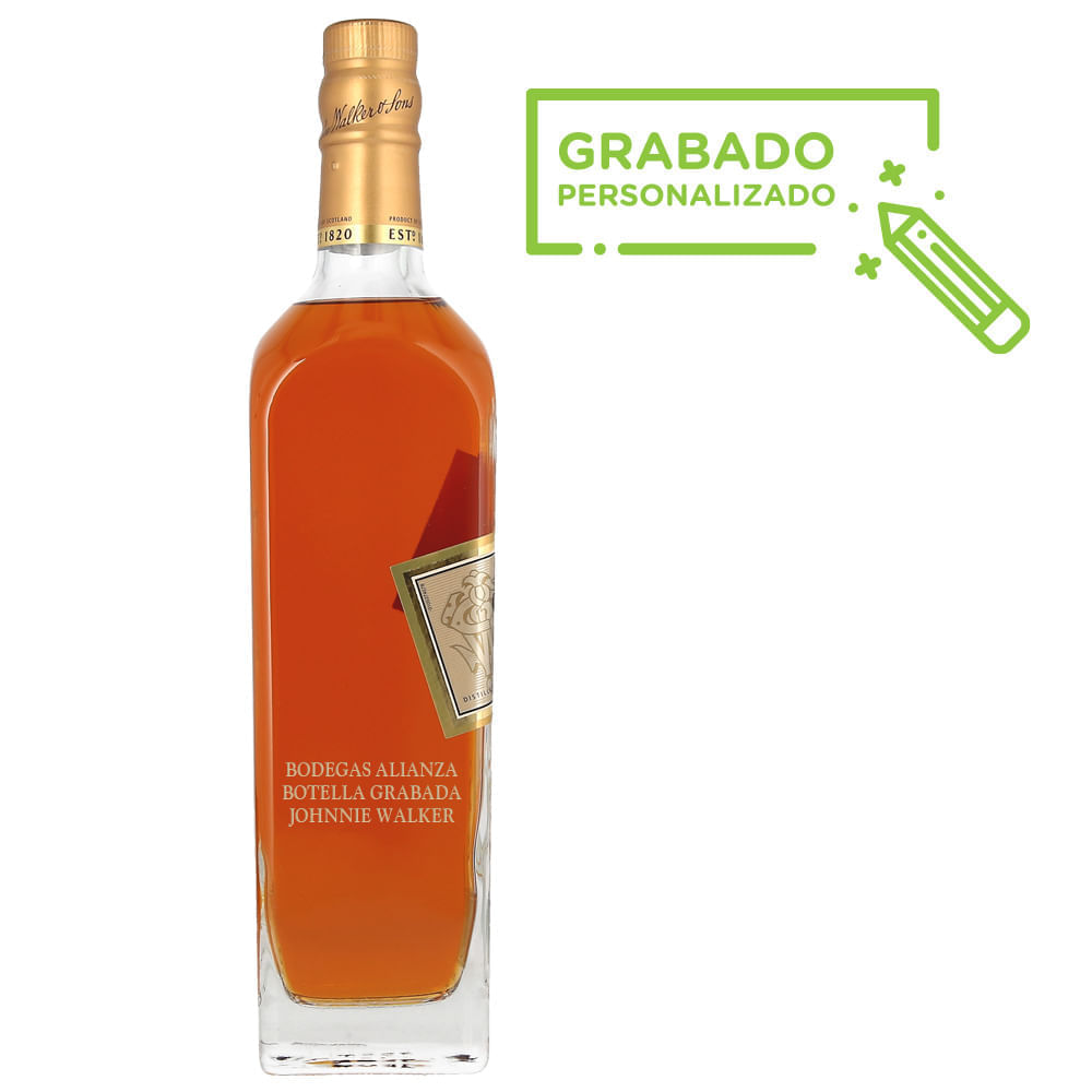 Whisky-Johnnie-Walker-Gold-Reserve-750-ml-en-botella-grabada-Bodegas-Alianza