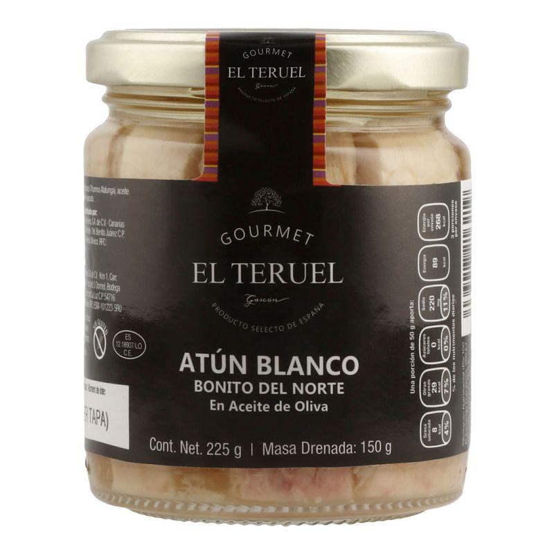 Atun-El-Teruel-Bonito-Del-Norte-En-Aceite-225grs-Bodegas-Alianza