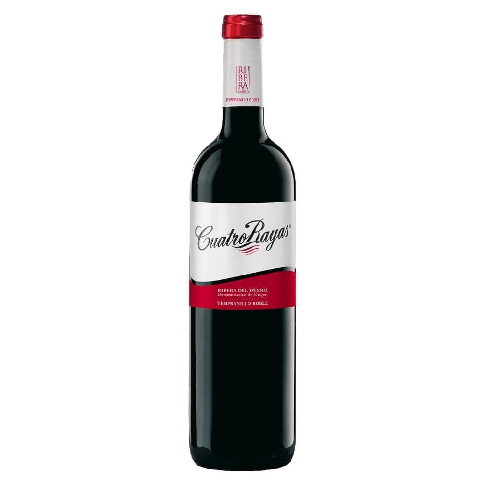 Vino-Tinto-Cuatro-Rayas-Tempranillo-Roble-750-ml-Bodegas-Alianza