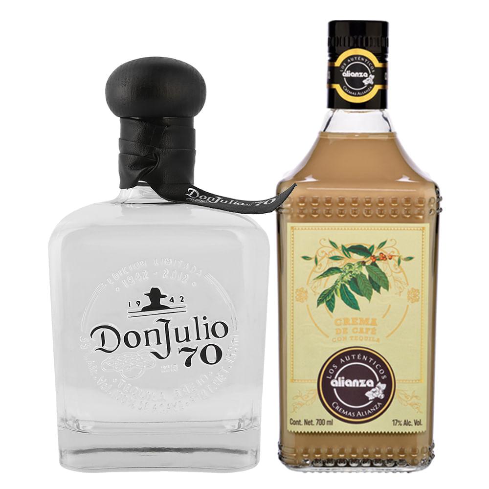 Paquete--Tequila-Don-Julio-70-y-Cafe-Alianza-Bodegas-Alianza