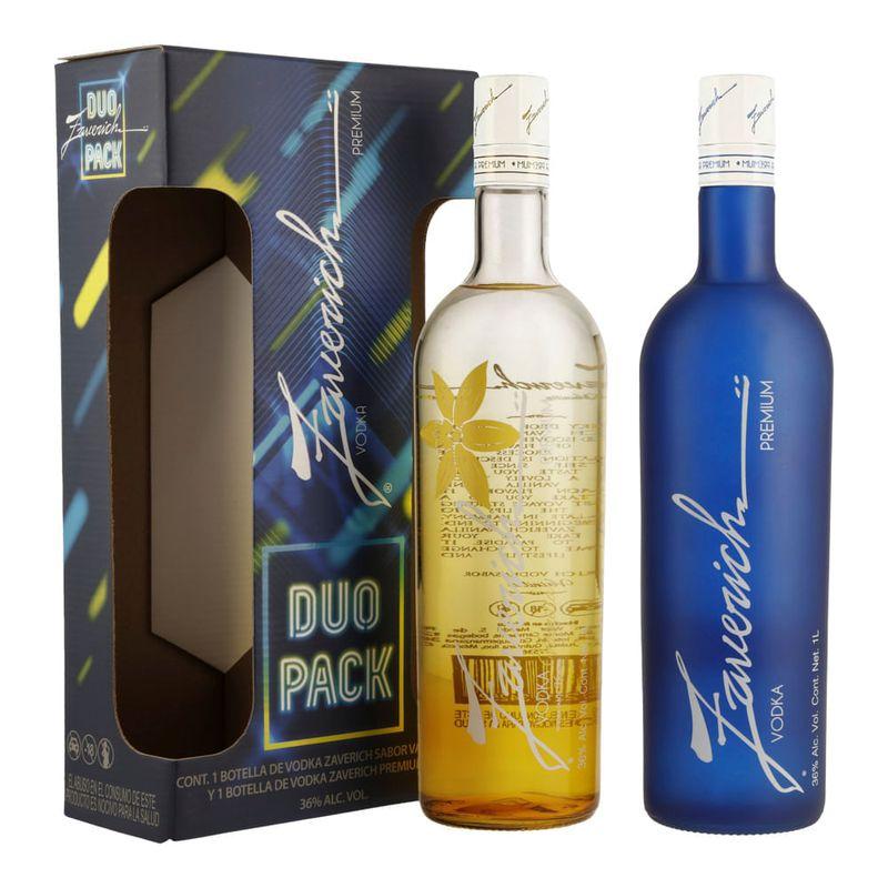 Vodka-Zaverich-Vanilla-1L-Zaverich-Premium-1L-Bodegas-Alianza