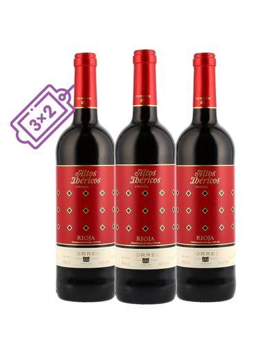 Vino-Tinto-Altos-Ibericos-Crianza--3X2--750ml-Bodegas-Alianza