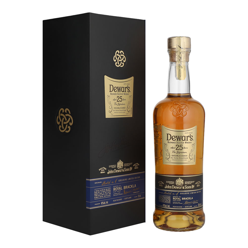 Whisky-Dewars-25-750ml-Bodegas-Alianza
