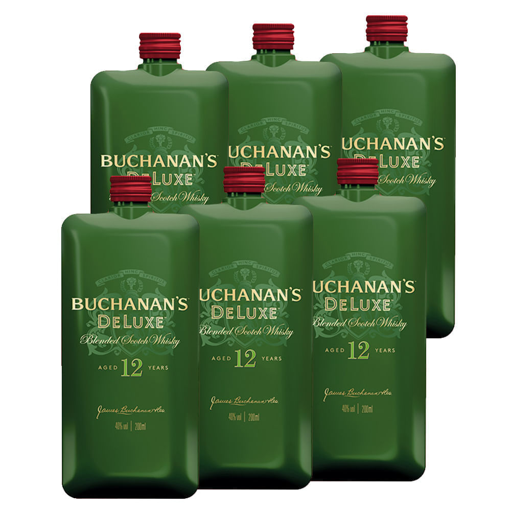 Whisky-Buchanans-12-Años--6-Botellas--200ml-Bodegas-Alianza