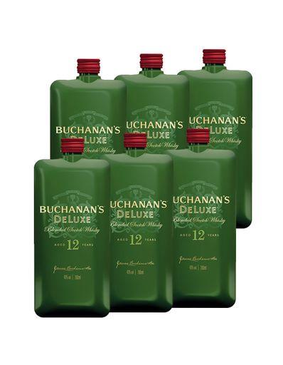 Whisky-Buchanans-12-Años--6-Botellas--200ml-Bodegas-Alianza