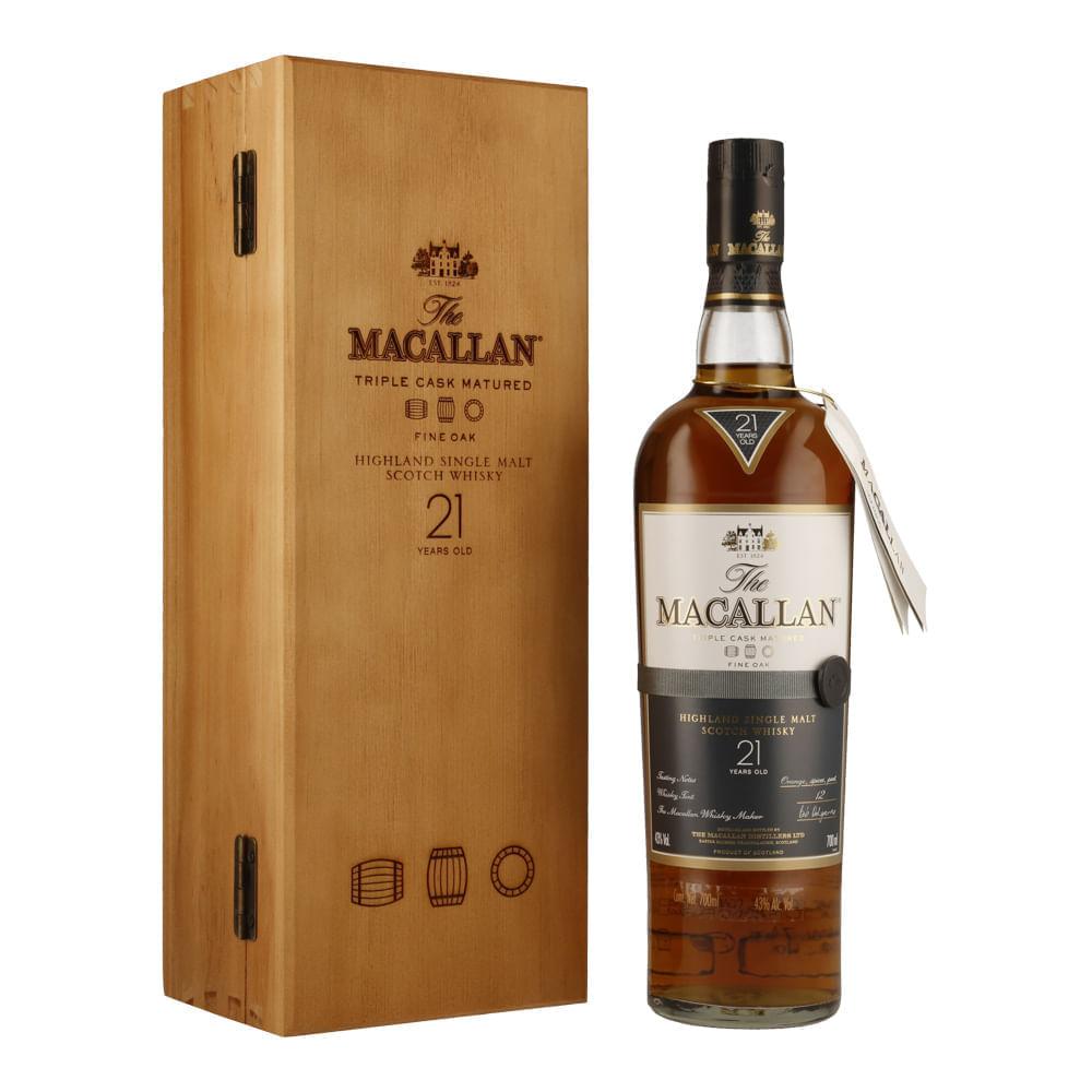 Whisky-The-Macallan-21-700-ml-Bodegas-Alianza