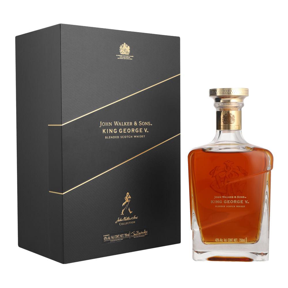 Whisky-Johnnie-Walker-Blue-King-George-V-750ml-Bodegas-Alianza