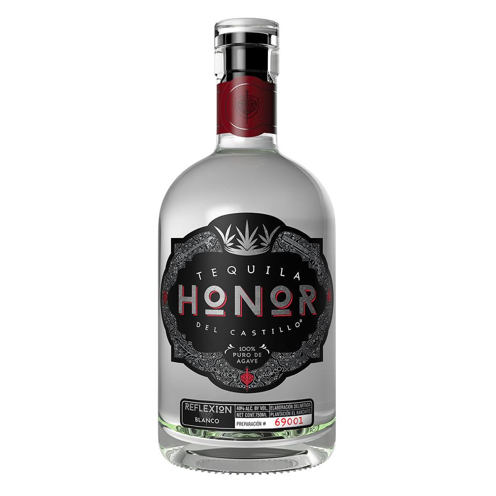 Tequila-Honor-Del-Castillo-Blanco-Reflexion-750ml-Bodegas-Alianza