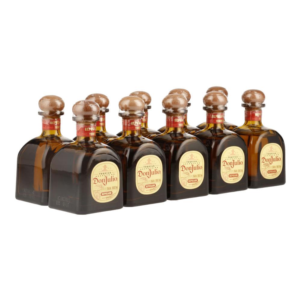 Tequila-Don-Julio-Rep--10-miniaturas--50ml-Bodegas-Alianza