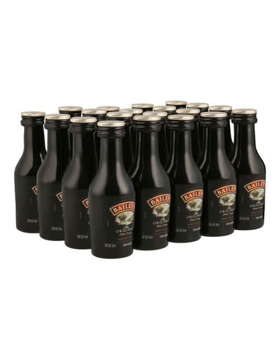 Crema-De-Whisky-Baileys--20-Botellas--50ml-Bodegas-Alianza