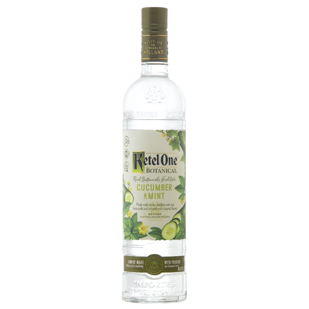 Vodka-Ketel-One-Botanical-Cucumber---Mint-750ml-Bodegas-Alianza