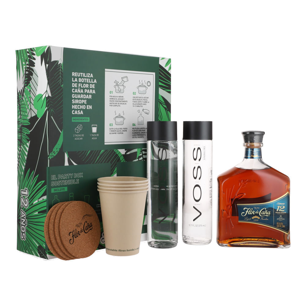 Ron-Flor-De-Caña-Centenario-12A-Party-Kit-750ml-Bodegas-Alianza