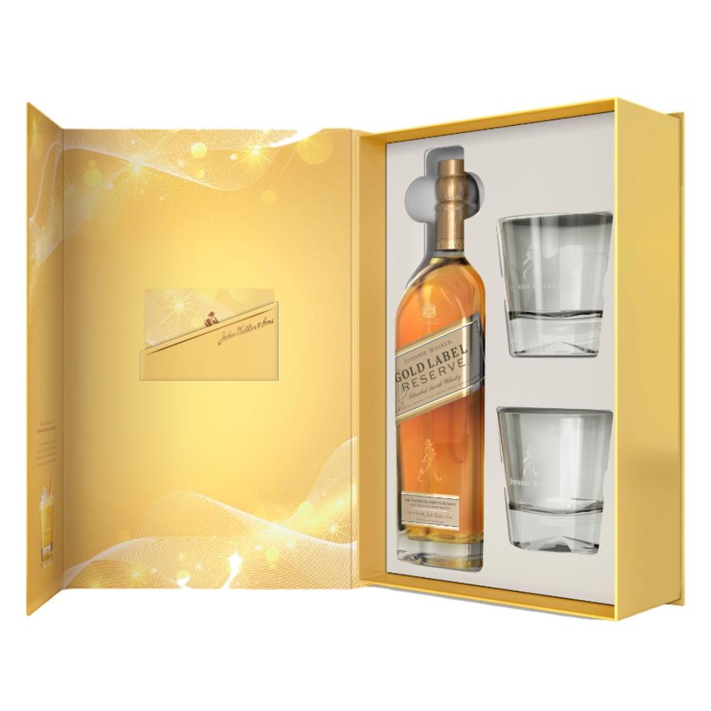 Whisky-Johnnie-Walker-Gold-Reserve-750ml-C-2-Vasos-Bodegas-Alianza