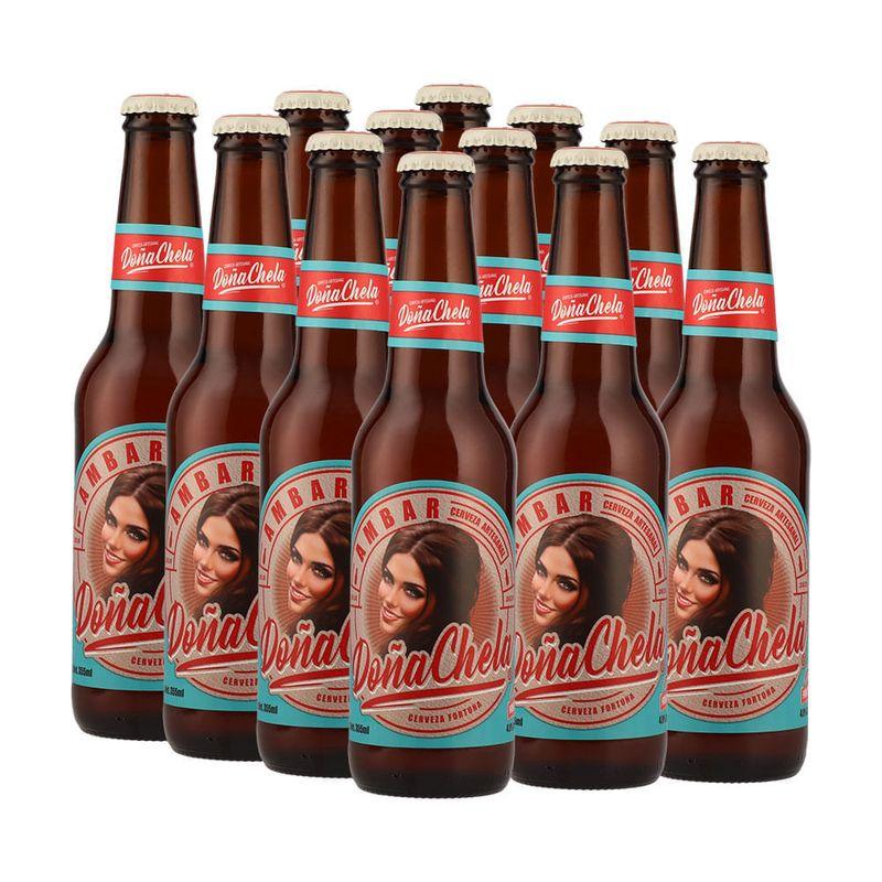 Cerveza-Doña-Chela-Ambar-N-R-355ml--12-Botellas--Bodegas-Alianza