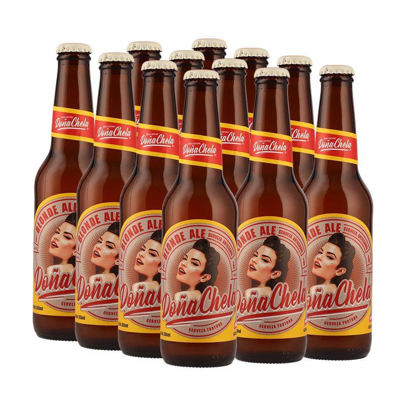 Cerveza-Doña-Chela-Blonde-Ale-N-R-355ml--12-Botellas--Bodegas-Alianza