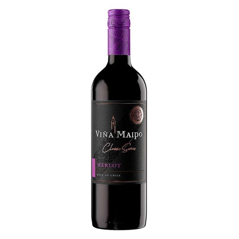 Vino-Tinto-Viña-Maipo-Merlot-Classic-Series-750ml-Bodegas-Alianza