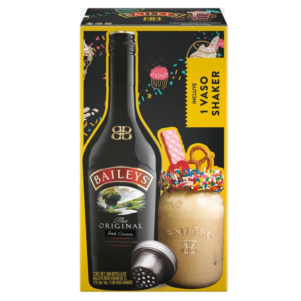 Crema-De-Whisky-Baileys-1L-con-Vaso-Shaker-Bodegas-Alianza