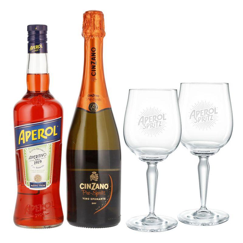 Aperitivo-Aperol-700ml-con-Cinzano-Pro-Spritz-Brut-750ml-y-2-Copas-de-regalo-Bodegas-Alianza