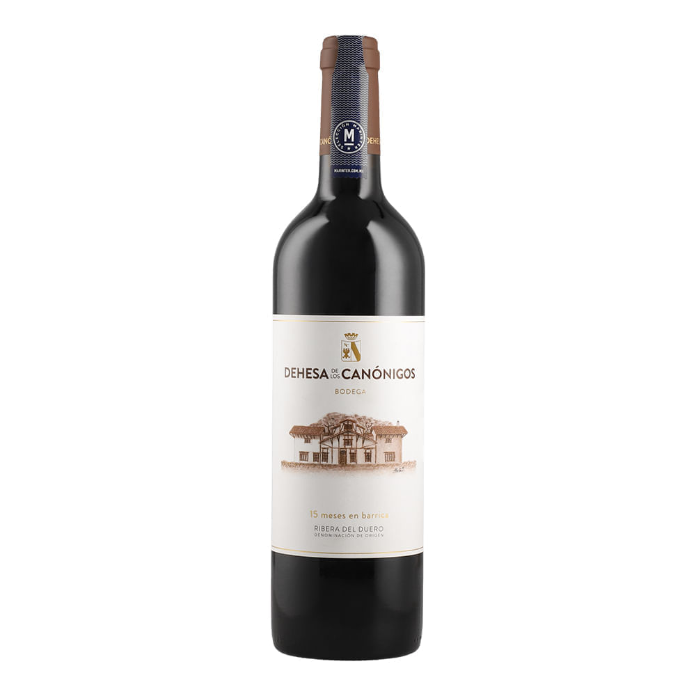 Vino-Tinto-Dehesa-De-Los-Canonigos-Crianza--14.5º--750-ml-Bodegas-Alianza