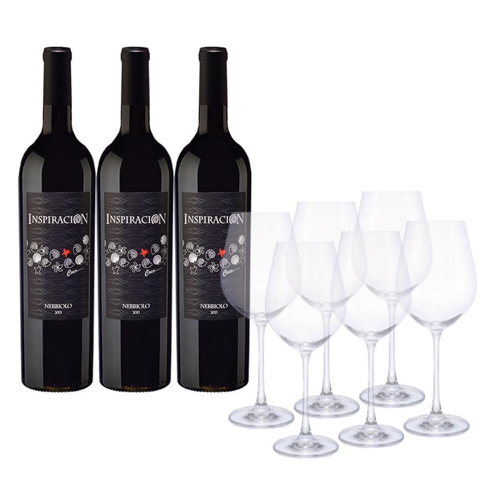 Vino-Tinto-Inspiracion-Coco-E-N-Nebbiolo-3Bt--Copas-750-ml-Bodegas-Alianza