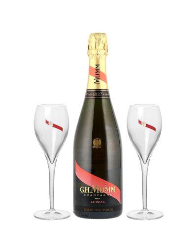 Champagne-G.H.-Mumm-Rose-750ml-con-2-Copas-Bodegas-Alianza