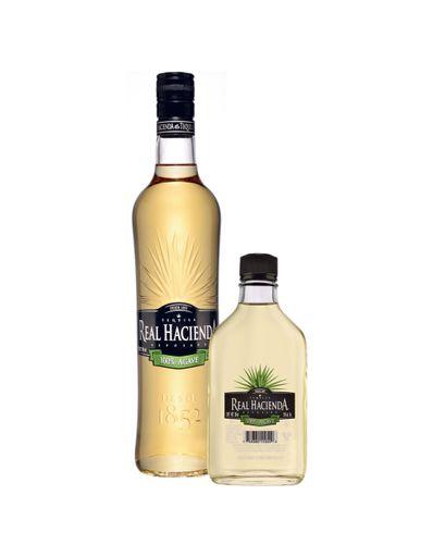 Tequila-Real-Hacienda-Reposado-700-ml-con-botella-de-200-ml-Bodegas-Alianza