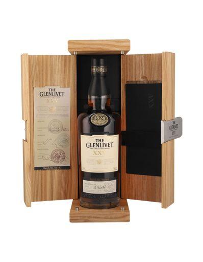 Whisky-Glenlivet-25-Años-750-ml-Bodegas-Alianza
