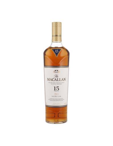 Whisky-The-Macallan-15A-Double-Cask-700ml-Bodegas-Alianza